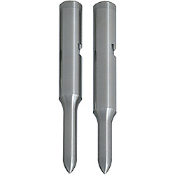 Pilot Punches with Key Grooves Normal, TiCN Coating, Tip R type