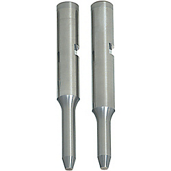Pilot Punches with Key Grooves Normal, TiCN Coating, Tapered Tip type