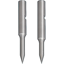 Pilot Punches with Key Grooves Normal, TiCN Coating, Sharp Tip Angle type