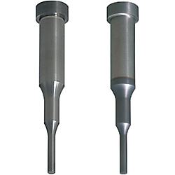 Carbide Double Stepped Punches Normal, TiCN Coating