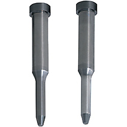 Carbide Pilot Punches -Tapered Tip Type- Normal, Lapping