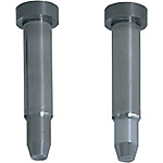 Carbide Pilot Punches for Fixing to Stripper Plates  -Tapered Tip Type- Normal, Lapping