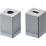 Scrap Retention Carbide Block Dies - Straight (MISUMI)