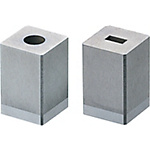 Scrap Retention Carbide Block Dies - Configurable Size, Straight (MISUMI)