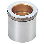Stripper Guide Bushings  -3MIC Range, Oil, Copper Alloy, LOCTITE Adhesive, Headed  Type-