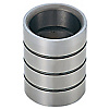Stripper Guide Bushings  -3MIC Range, Oil, LOCTITE Adhesive, Straight Type-