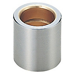 Stripper Guide Bushings  -3MIC Range, Oil, Copper Alloy, LOCTITE Adhesive, Straight Type-