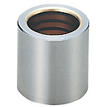 Stripper Guide Bushings  -3MIC Range, Oil-Free, Copper Alloy, LOCTITE Adhesive, Straight Type-