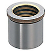 Stripper Guide Bushings  -3MIC Range, Oil-Free, Copper Alloy, LOCTITE Adhesive, Headed Type-