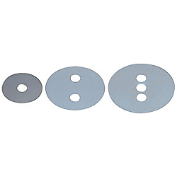 Shims for Round Distance Plates