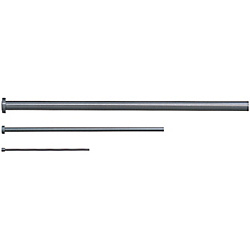Straight Ejector Pins -High Speed Steel SKH51/4mm Head/L Dimension Designation Type-