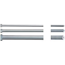 Extra Precision Straight Ejector Pins With Engraving -High Speed Steel SKH51 / L Dimension Designation_Shaft Diameter・L Dimension Designation Type-