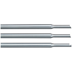 Stepped Ejector Pins With Tip Processed -High Speed Steel SKH51/Tip Diameter・L Dimension Designation Type-
