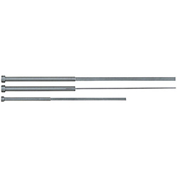 Rectangular Ejector Pins For Large Mold -High Speed Steel SKH51・Caulking/Free Designation Type-