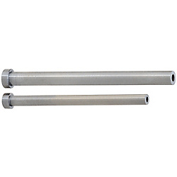 Straight Ejector Sleeves -SKD61+Nitriding/4mm Head/L Dimension Designation Type-
