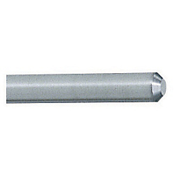 Tip Processed Center Pins With Cooling Hole -Die Steel SKD61+Nitriding/Shaft Diameter (D) Selection Type-