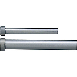 Straight Core Pins -Shaft Diameter (D) Selection_Shaft Diameter (P) Designation / L Dimension Designation / L Dimension Tolerance +0.02_0 Type (STAVAX ESR/PROVA400)-