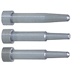 One-Step Core Pins -JIS Head / -Shaft Diameter (D) Selection Type_Shaft Diameter (P) Designation Type-