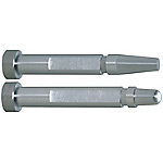 Gas Release One-Step Core Pins -Shaft Diameter (P) Designation Type-