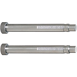 Gas Release Taperless One-Step Core Pins (No Draft Angle Core Pins) -Shaft Diameter (D) Selection Type-