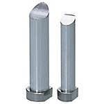 Core Pins With Tip Processed -Shaft Diameter (D) Selection Type_Shaft Diameter (P) Designation (0.01mm Increments) Type-