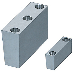 Cavity Insert Wedges -Bolt Hole Position Free Type-