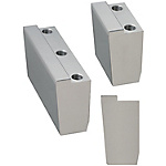 Positioning Locking Blocks With Beveled Bottom -Angle (G) Designation Type/Inlay Part 4mm-
