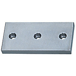 Slide Adjustment Plates -Free Designation Type (Non-Oil Groove/Oil Groove/Oil-Free Copper Alloy) -