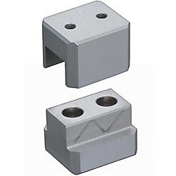 Positioning Straight Block Sets -Oil Groove/PL Installation Type-