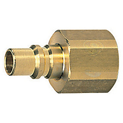 Mold Couplers -Plugs/Male Screw Type-