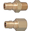Valveless TSP Couplers For Cooling -Plugs-