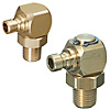 Joints For Cooling Water -Plugs/L-Shaped Swivel Type-