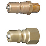 Double Valves SP Couplers For Cooling -Plugs-