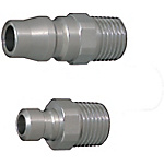 Mold Couplers (Stainless Steel)  -Sockets-  Hexagonal head / hole type