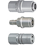 Mold Couplers (Stainless Steel)  -Sockets-