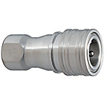 Double Valves SP Couplers For Cooling -Stainless Steel Sockets-