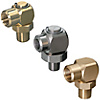 L-Shaped Swivel Joint Plugs