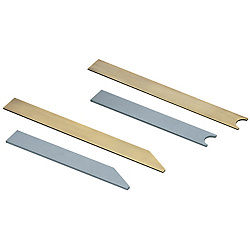 Tablas deflectoras -R-Cut Type/Tapered-Cut Type-