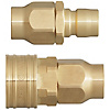 TSP Couplers For Cooling -For Pressure-Resistant Hose Insertion/Sockets・Plugs-