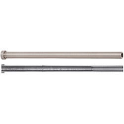 Precision Straight Ejector Sleeves -SKH51/Concentricity0.01/0.6mm Wall/S Dimension Long Type-