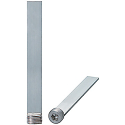Stainless Steel Baffle Boards -Tapered Screw Plug Type-