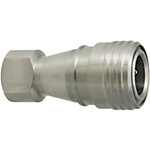 Both Valves SP Couplers For Cooling -Stainless Steel Plugs / Heat Resistant 180degree-