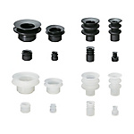 Suction Cup - Baffle Type Suction Bracket -