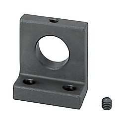 Shaft Supports - L-Shaped (Cast Type)