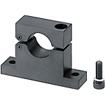 Shaft Supports T-Shaped (Machined) - Hinged
