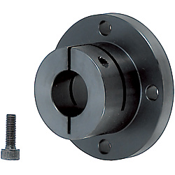 Shaft Supports Flanged Mount with Slit Type - Standard Type