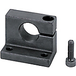 Shaft Supports - L-Shaped (Cast Type) - Side Slit