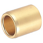 Oil Free Bushings/O.D. m6/Bronze/Straight similar DIN 1850