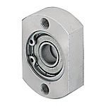Bearings with Housings - Direct Mount, Retained