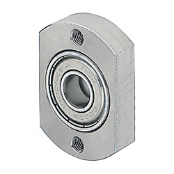 Bearings with Housings - Non-Retained
